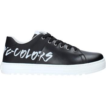 Schoenen Kinderen Lage sneakers Naturino 2014918 01 Zwart