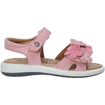 Schoenen Meisjes Sandalen / Open schoenen Naturino 502555 03 Roze