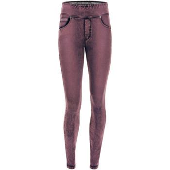 Textiel Dames Leggings Freddy NOWY1MS101 Roze