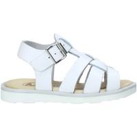 Schoenen Meisjes Sandalen / Open schoenen Naturino 502318 02 Wit