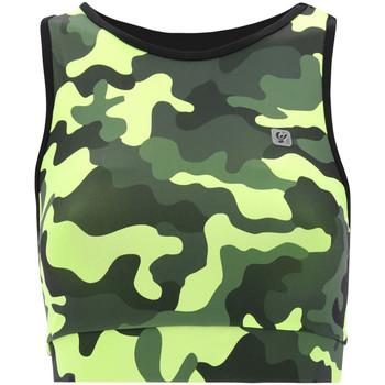 Textiel Dames Sport BH's Freddy S1WFTB2C Groen