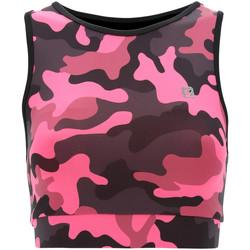 Textiel Dames Sport BH's Freddy S1WFTB2C Roze