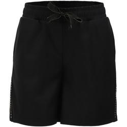 Textiel Dames Korte broeken / Bermuda's Freddy S1WSDP13 Zwart