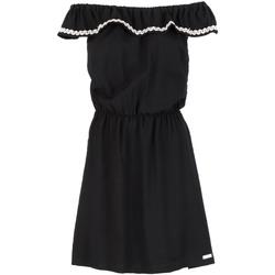 Textiel Dames Korte jurken Café Noir JA6090 Zwart
