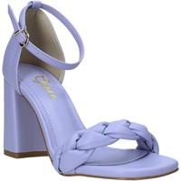 Schoenen Dames Sandalen / Open schoenen Grace Shoes 6293A035 Paars