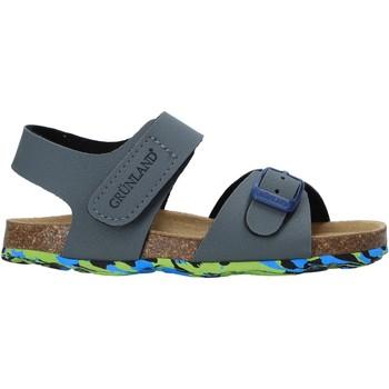 Schoenen Kinderen Sandalen / Open schoenen Grunland SB1640 Grijs