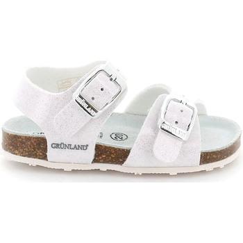 Schoenen Kinderen Sandalen / Open schoenen Grunland SB1258 Wit