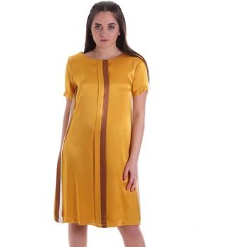 Textiel Dames Korte jurken Café Noir JA6260 Geel