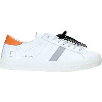 Schoenen Heren Lage sneakers Date M341-HL-VC-WQ Wit