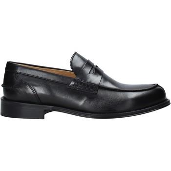Schoenen Heren Mocassins Exton 102 Zwart