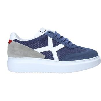 Schoenen Heren Lage sneakers Exton 951 Blauw