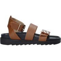Schoenen Dames Sandalen / Open schoenen Apepazza S1SOFTWLK05/LEA Bruin