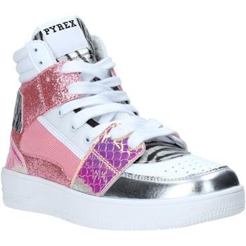 Schoenen Dames Hoge sneakers Pyrex PY050111 Roze