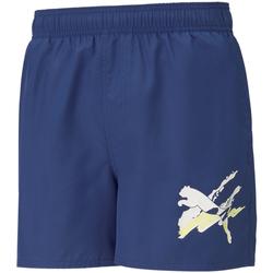 Textiel Heren Zwembroeken/ Zwemshorts Puma 586743 Blauw
