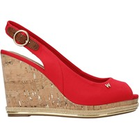 Schoenen Dames Sandalen / Open schoenen Wrangler WL11651A Rood