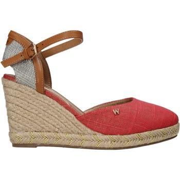 Schoenen Dames Sandalen / Open schoenen Wrangler WL11610A Rood