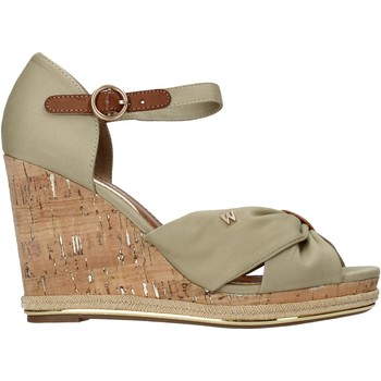 Schoenen Dames Sandalen / Open schoenen Wrangler WL11652A Beige