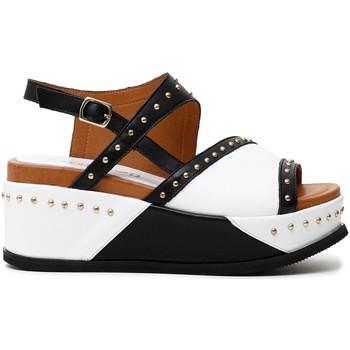 Schoenen Dames Sandalen / Open schoenen Café Noir HH1380 Wit