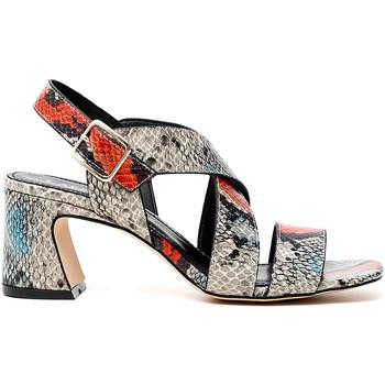 Schoenen Dames Sandalen / Open schoenen Café Noir LA9470 Rood