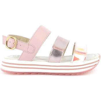 Schoenen Kinderen Sandalen / Open schoenen Primigi 7434211 Roze