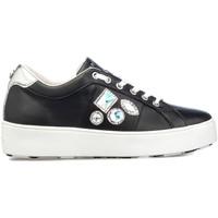 Schoenen Dames Lage sneakers Apepazza S1SLY11/DIA Zwart