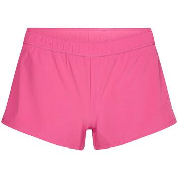 Textiel Dames Korte broeken / Bermuda's Calvin Klein Jeans 00GWF0S801 Roze
