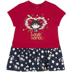 Textiel Meisjes Jurken Chicco 09003951000000 Rood