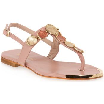 Schoenen Dames Sandalen / Open schoenen Mosaic NUDE 1420 Rosa