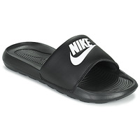Schoenen Dames slippers Nike VICTORI ONE Zwart