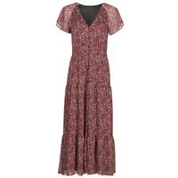Textiel Dames Lange jurken Ikks HELIONA Rood
