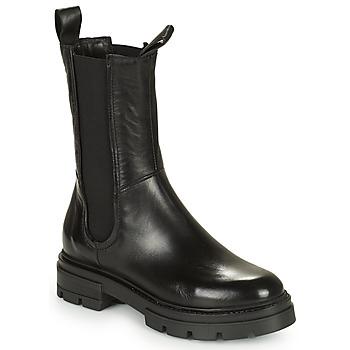 Schoenen Dames Laarzen Mjus BEATRIX CHELS Zwart