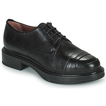 Schoenen Dames Derby Mjus MORGANA DERBY Zwart