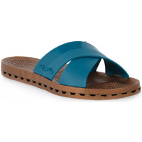 Schoenen Dames Leren slippers Sensi 347 AMALFI PAVONE Beige