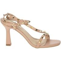 Schoenen Dames Sandalen / Open schoenen Gold & Gold GP49 Light dusty pink