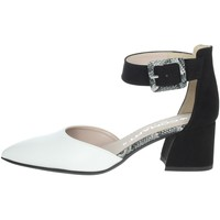 Schoenen Dames pumps Comart 4B3375 White/Black