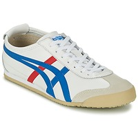 Schoenen Lage sneakers Onitsuka Tiger MEXICO 66 Wit / Blauw / Rood