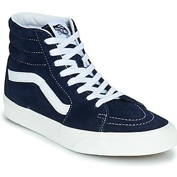Schoenen Hoge sneakers Vans SK8-HI Blauw