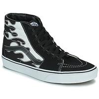 Schoenen Heren Hoge sneakers Vans SK8-HI Zwart / Grijs