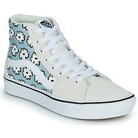 Schoenen Hoge sneakers Vans COMFYCUSH SK8-HI Blauw / Pastel