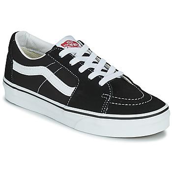 Schoenen Lage sneakers Vans SK8-LOW Zwart / Wit