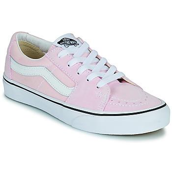 Schoenen Dames Lage sneakers Vans SK8-LOW Roze