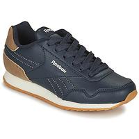 Schoenen Kinderen Lage sneakers Reebok Classic REEBOK ROYAL CLJOG Marine / Bruin