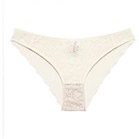 Ondergoed Dames Slips Underprotection RR1021 LUNA BRIEF OFF WHITE Beige