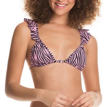 Textiel Dames Bikinibroekjes- en tops Maaji 2265STR005 650 Roze