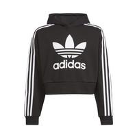 Textiel Kinderen Sweaters / Sweatshirts adidas Originals THRENI Zwart