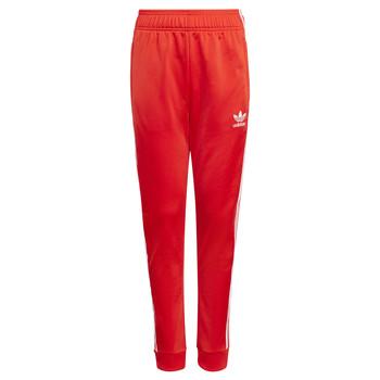 Textiel Kinderen Trainingsbroeken adidas Originals HANA Rood
