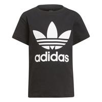 Textiel Kinderen T-shirts korte mouwen adidas Originals CHANTIS Zwart
