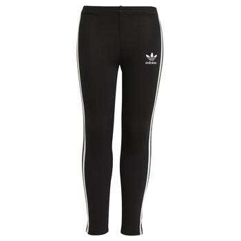 Textiel Meisjes Leggings adidas Originals CHALEIR Zwart