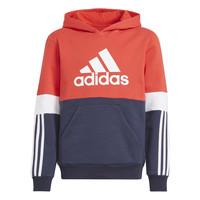 Textiel Jongens Sweaters / Sweatshirts adidas Performance SOLEDAD Rood / Marine