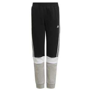 Textiel Jongens Trainingsbroeken adidas Performance KATELINA Zwart / Grijs